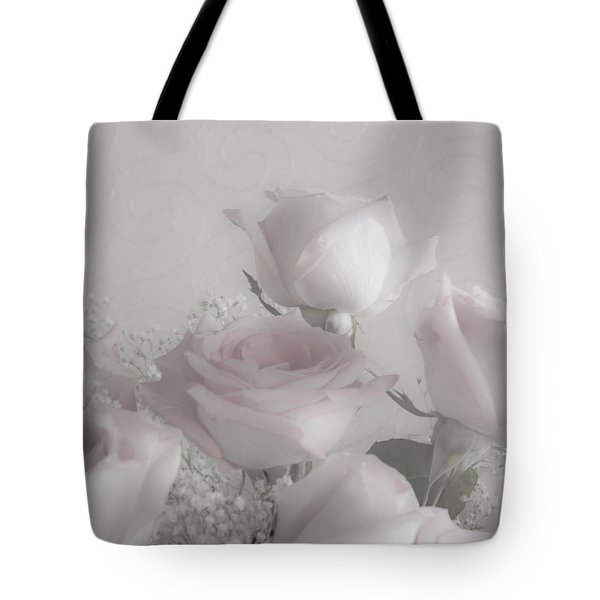 Top Of My Bouquet Tote Bag