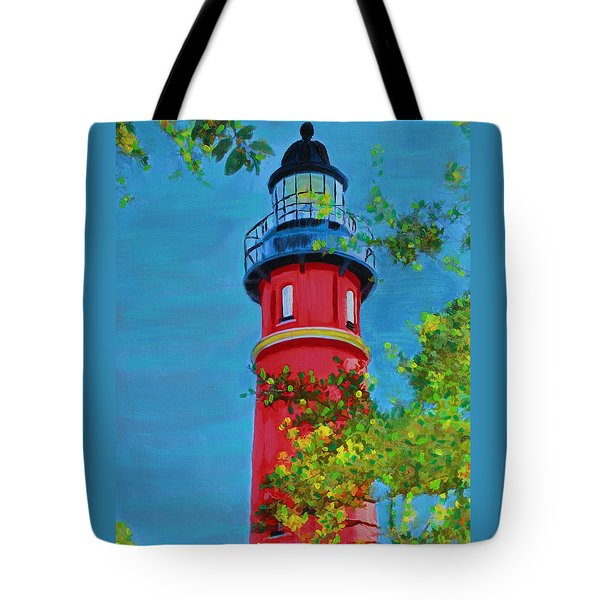 Top Of The House Tote Bag