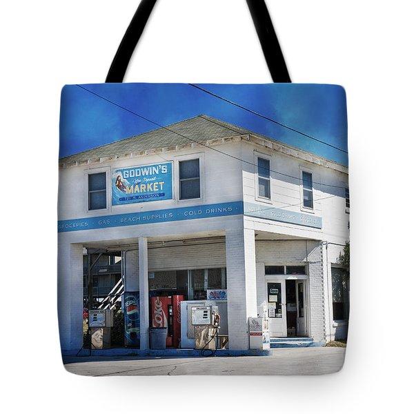 Topsail's Godwin's Tote Bag by Betsy Knapp