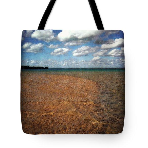 Torch Lake Sandbar 2.0 Tote Bag