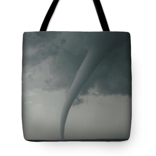 Tornado Country Tote Bag by Ed Sweeney