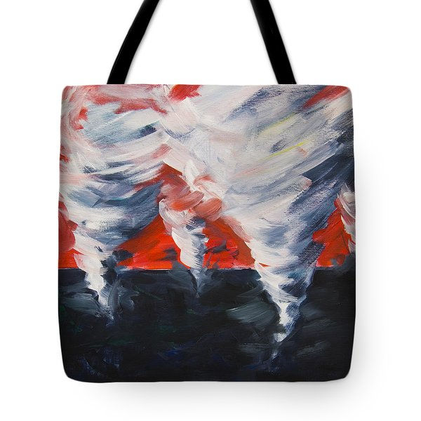 Apocalyptic Dream Tote Bag