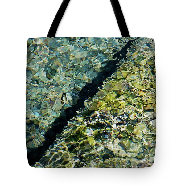 Tornillo Texture Tote Bag by Britt Runyon