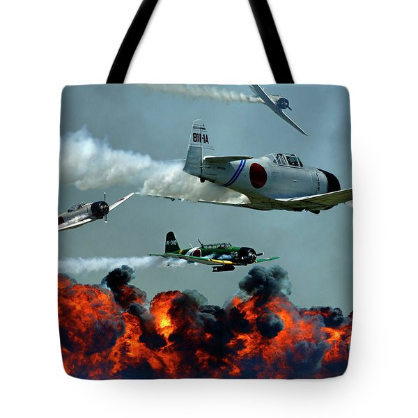 Toro Toro Toro Tote Bag by Bob Christopher