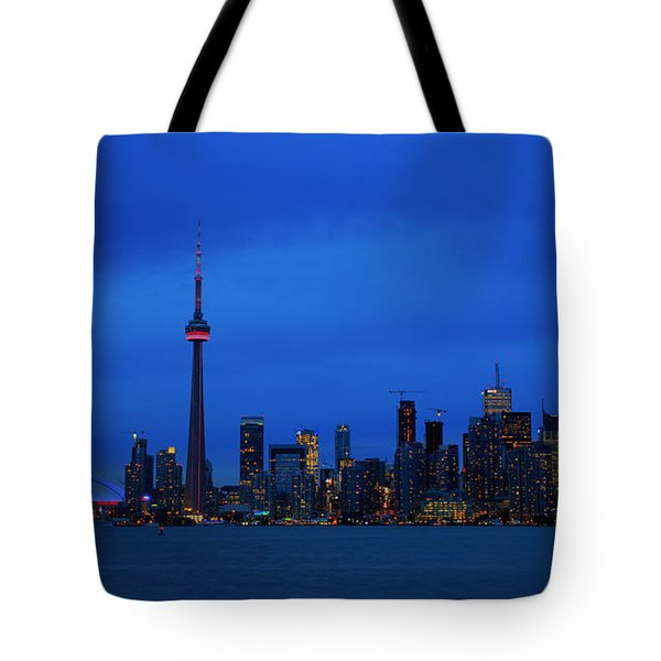 Toronto Blues... Tote Bag