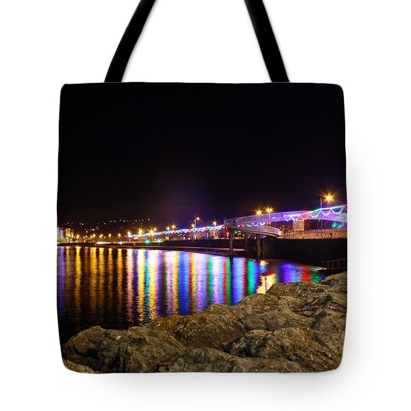 Torquay Lights Tote Bag
