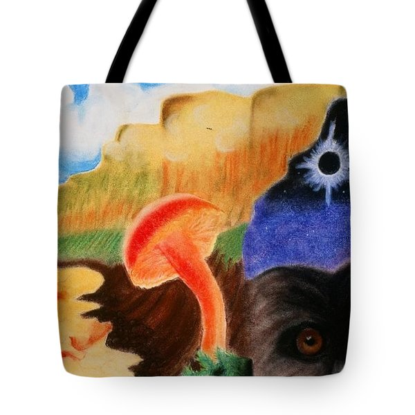 Total Eclispe                Tote Bag