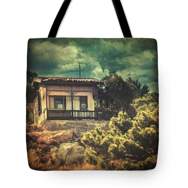 Total Recall Tote Bag by Taylan Apukovska