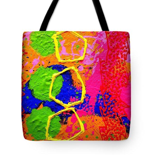 Totem  IIi Tote Bag by John  Nolan