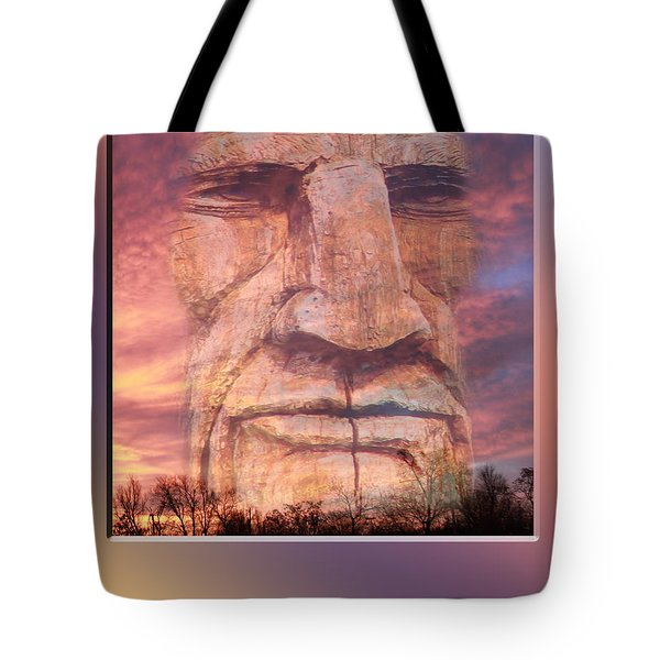 Totum Sunrise Tote Bag