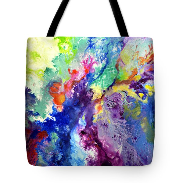 Touch Me Here Tote Bag