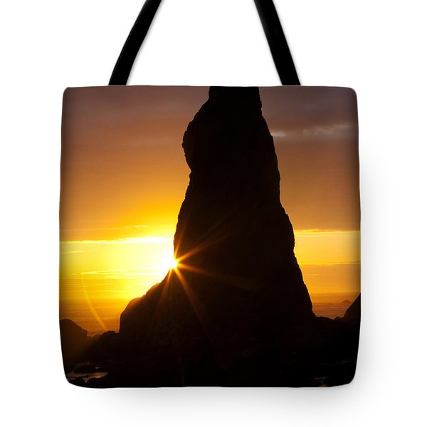 Touch Of Hope Tote Bag by Mark Kiver