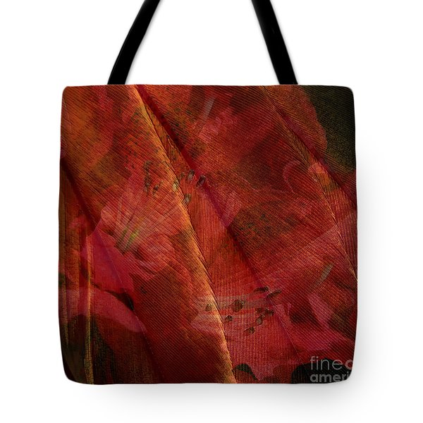Tote Bag featuring the photograph Touch Of The Orient by Liz  Alderdice