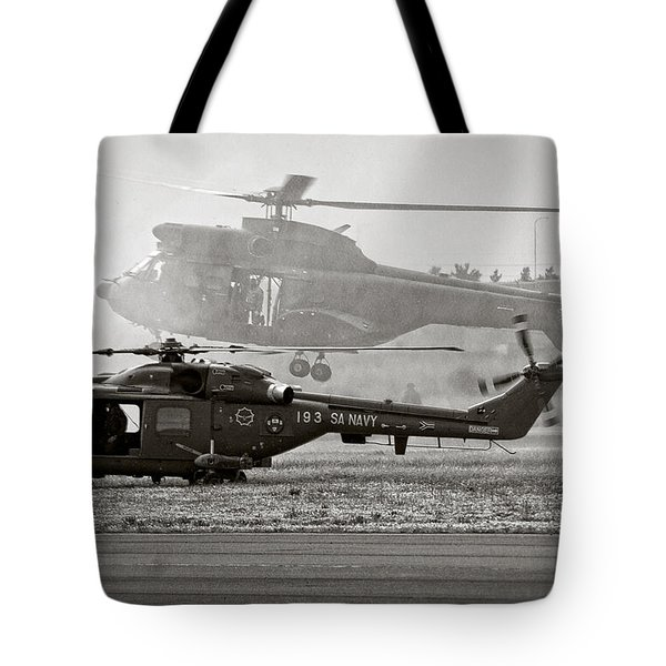 Touchdown Tote Bag by Paul Job