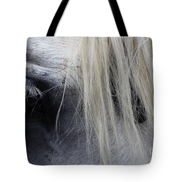 Touched My Heart Tote Bag by Fiona Kennard