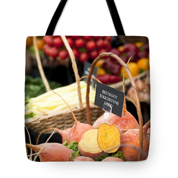 Touchstone Gold Tote Bag