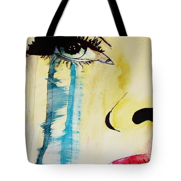 Tougher Than You Think 2 Tote Bag by Michael Cross