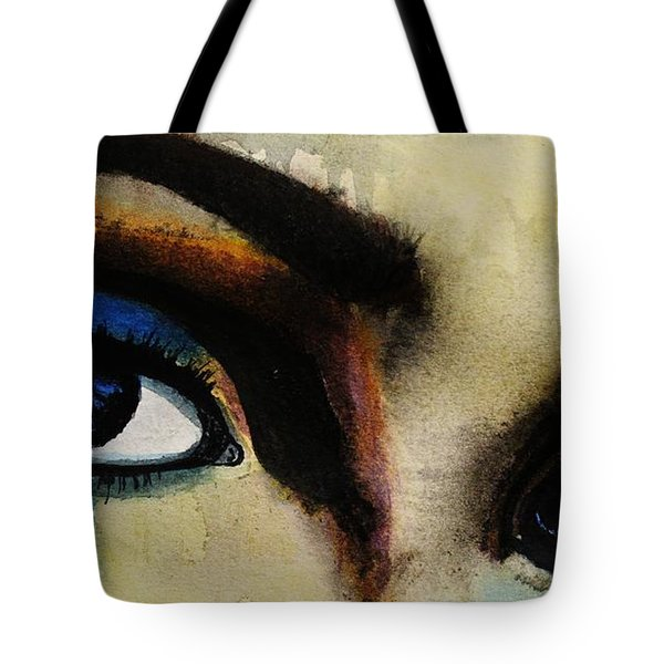 Tougher Than You Think 4 Tote Bag by Michael Cross