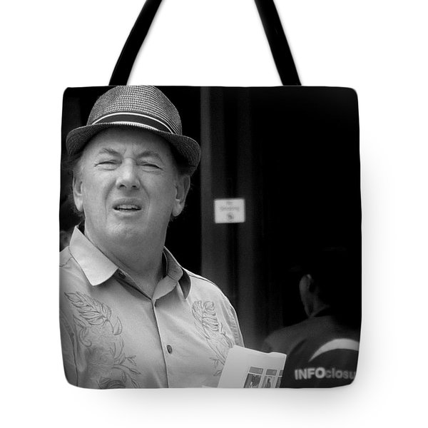 Touring Tote Bag