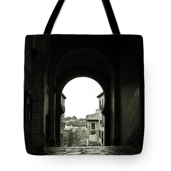 Towards Freedom Tote Bag by Syed Aqueel