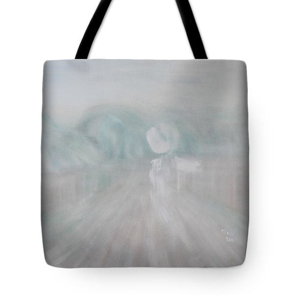 Towards The New Year Tote Bag by Min Zou
