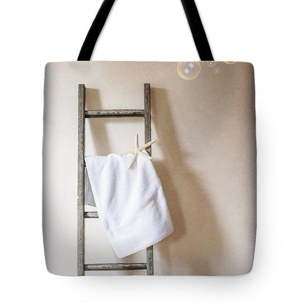 Towel Rail Tote Bag