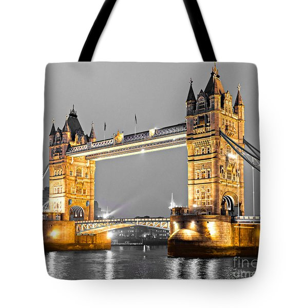 Tower Bridge - London - Uk Tote Bag