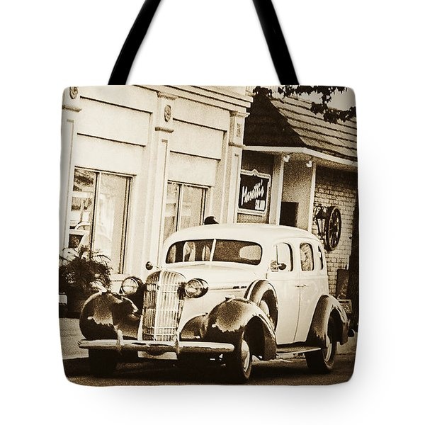 Town Center Tote Bag by Caitlyn  Grasso
