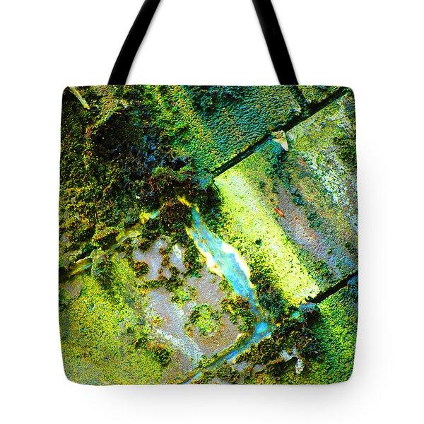 Toxic Moss Tote Bag