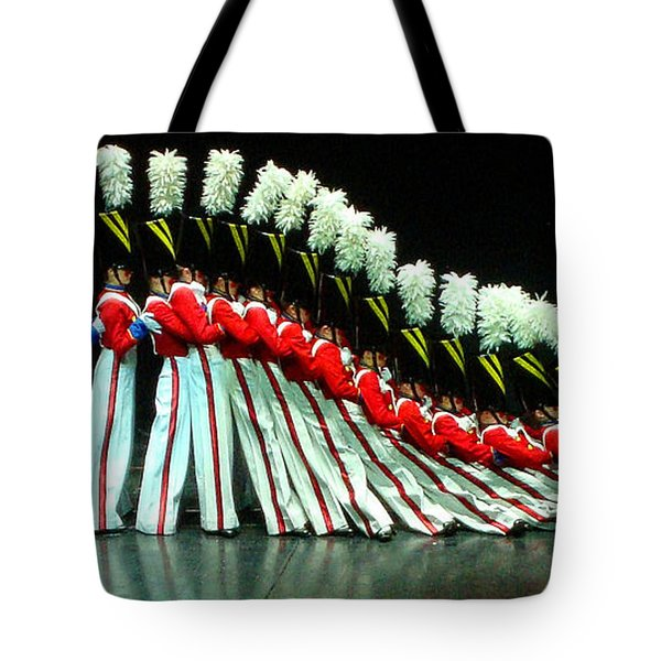 Toy Soldiers Tote Bag