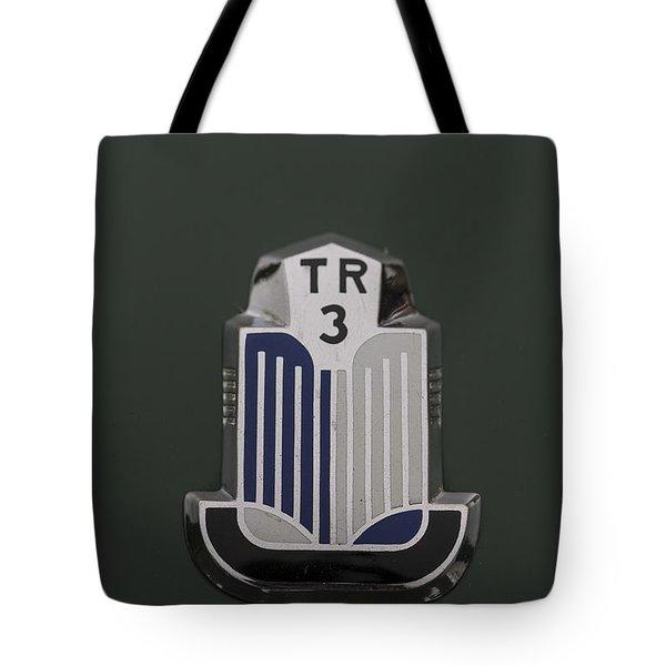 Tr3 Hood Ornament 2 Tote Bag