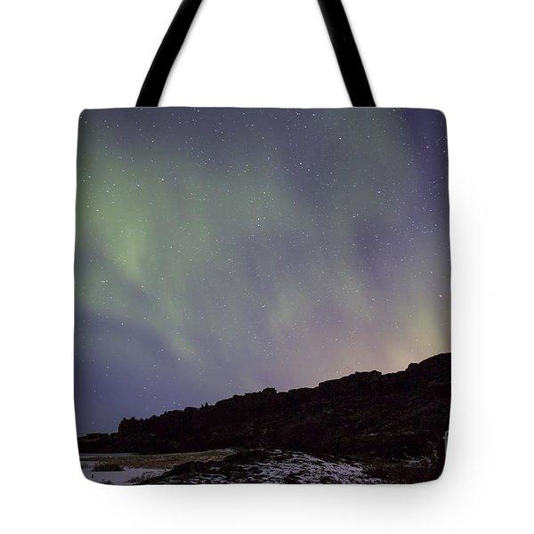 Traces Of Dreams Tote Bag by Evelina Kremsdorf
