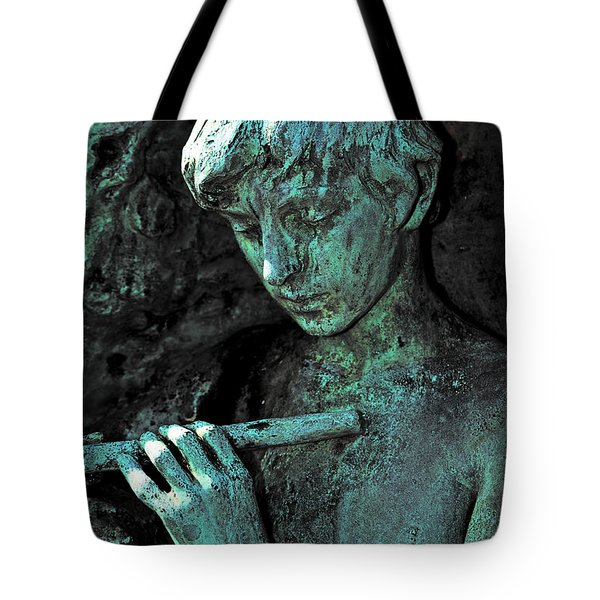Tragedy Tote Bag