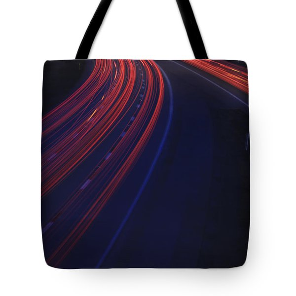 Trail Blazing Tote Bag