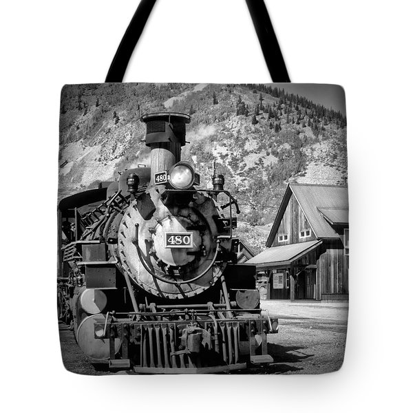 Train 480 Tote Bag