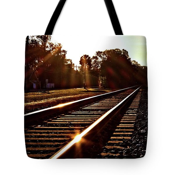 Traintastic Tote Bag