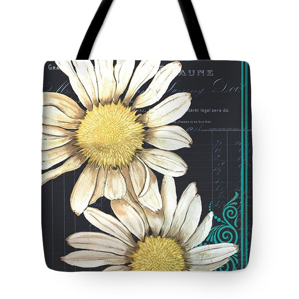 Tranquil Daisy 1 Tote Bag