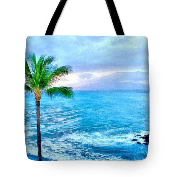 Tranquil Escape Tote Bag