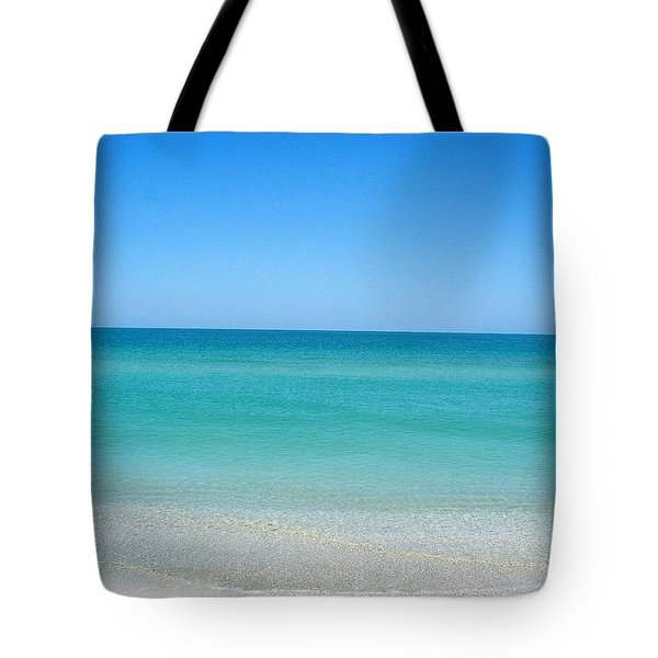 Tote Bag featuring the photograph Tranquil Gulf Pond by David Nicholls