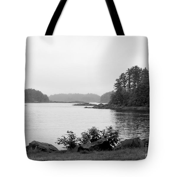 Tote Bag featuring the photograph Tranquil Harbor by Victoria Harrington