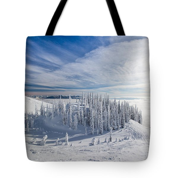 Tranquil Island Tote Bag