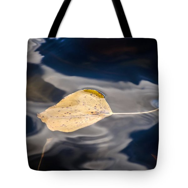 Tote Bag featuring the photograph Tranquil by Jessica Tookey