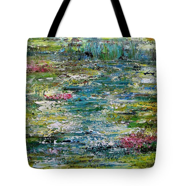 Tranquil Moments Tote Bag