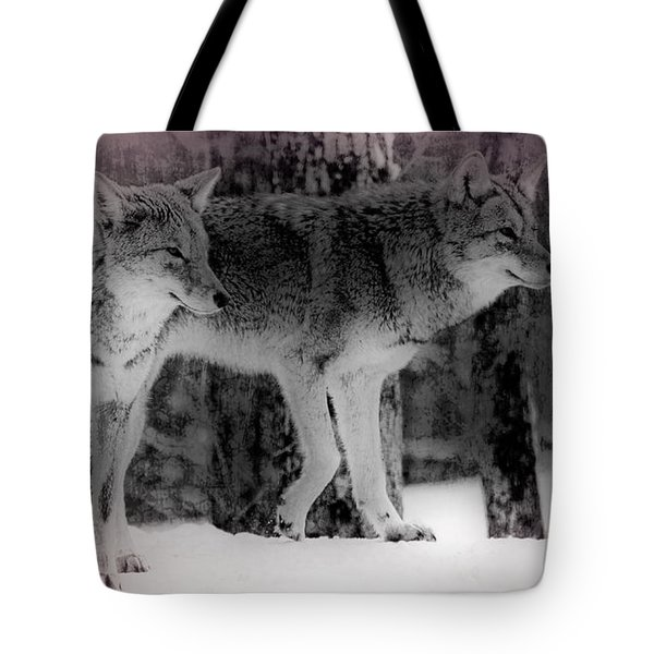Tote Bag featuring the photograph Tranquility by Bianca Nadeau
