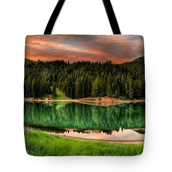 Tranquility Tote Bag by Brett Engle