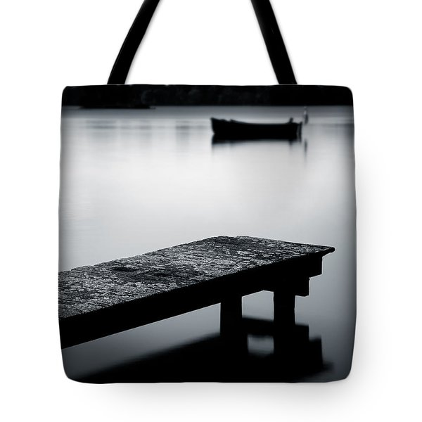Tranquility Tote Bag by Dave Bowman