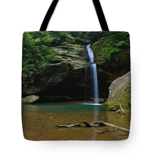 Tote Bag featuring the photograph Tranquility by Julie Andel