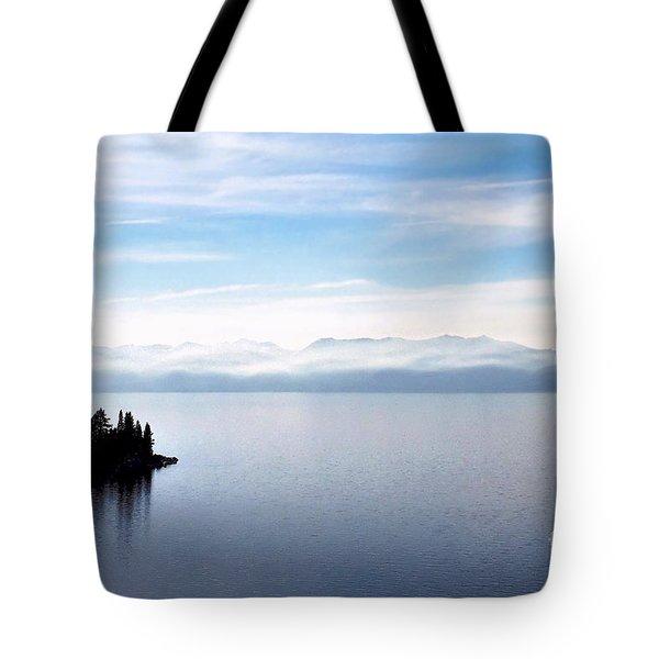Tranquility - Lake Tahoe Tote Bag