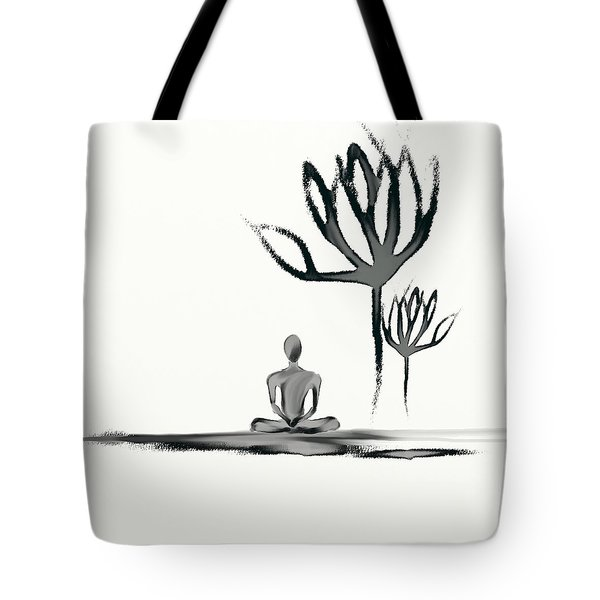 Tranquility Tote Bag by Len YewHeng