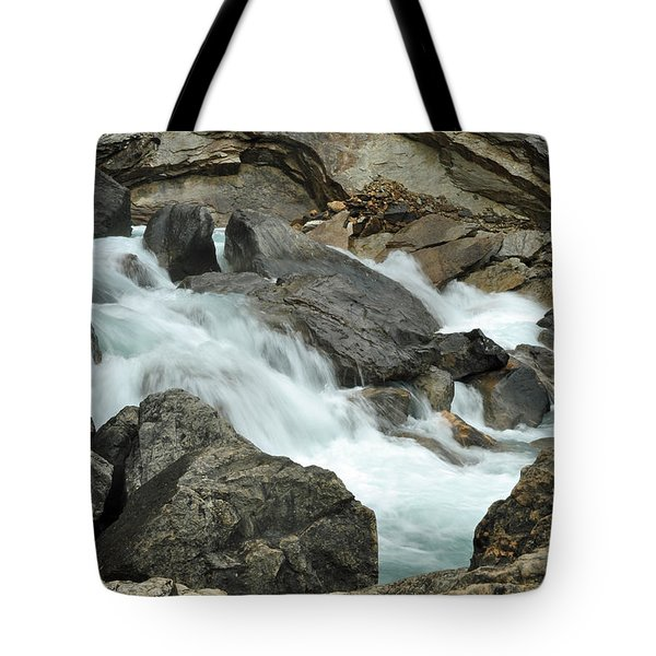 Tote Bag featuring the photograph Tranquility by Lisa Phillips